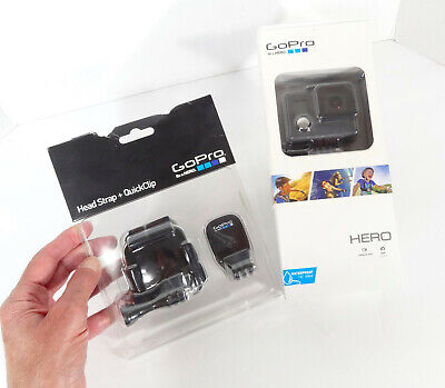 GoPro Hero Action Camera CHDHA-301•BRAND NEW UNWANTED GIFT- PLUS XTRAS•FAST SHIP