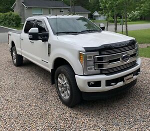 Ford Super Duty F-250 LIMITED DIESEL 2018