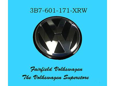 """Genuine OEM VW Volkswagen Wheel Tire Wheel Cover Center Hub Cap Diameter 2.5"""""""
