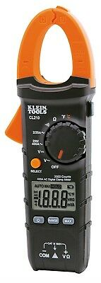 Klein Tools Cl210 Digital Ac Auto-ranging Temp Clamp Meter