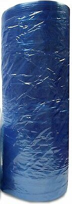 Dry Cleaning Poly Garment Bags Blue 40 - 350 Bags Per Roll