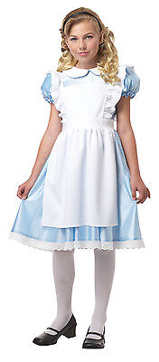 Alice In Wonderland Costume Children (Alice In Wonderland Girls Child)