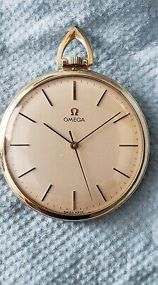 Vintage men's Omega Pocket Watch