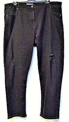 TS pants TAKING SHAPE VIRTU plus sz XL / 24 The Stylist Jeans stretch denim NWT!