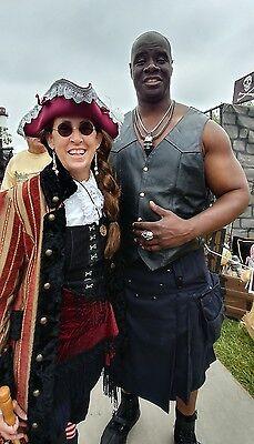 Posh & Plush Delux gucci Pirate Coin Purse Pirates of the Carribean Costume