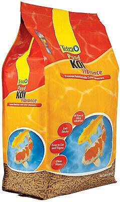 Floating Koi Sticks Fish Food 5.18 lb Vibrance Premium Nutrition Color - Koi Vibrance Food