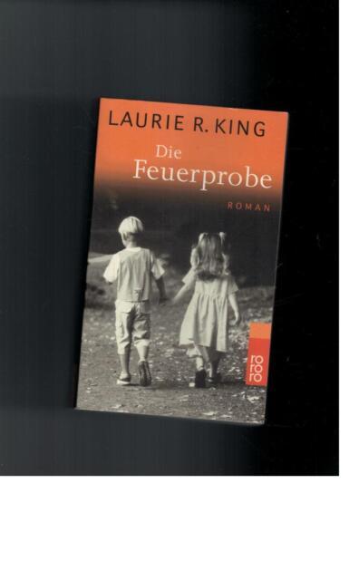 Laurie R. King - Die Feuerprobe - 2003