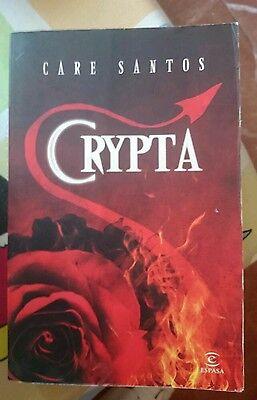 CRYPTA - CARE SANTOS - EDITORIAL ESPASA CALPE