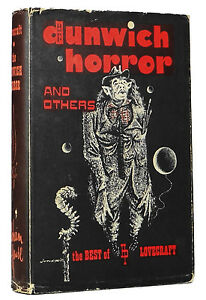The-Dunwich-Horror-by-H-P-Lovecraft-First-Edition-1963-Arkham-House-1st