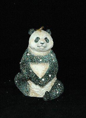 Panda Christmas Ornament - Panda Ornament
