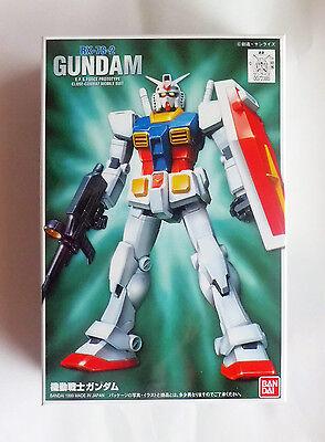 Bandai RX-78-2 Gundam 1/144 scale model kit