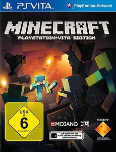 Sony Vita - Minecraft - NEU&VERSCHWEIßT