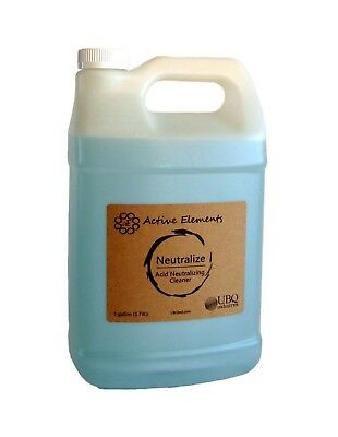 Acid Stain Neutralize Neutralizes Acid Stain Before Sealing 1 Gallon Concentrate
