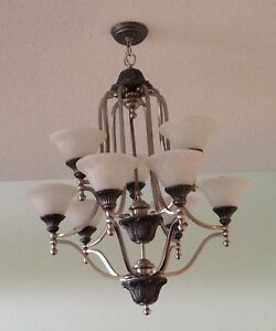 Chandelier- New -Original price is $600