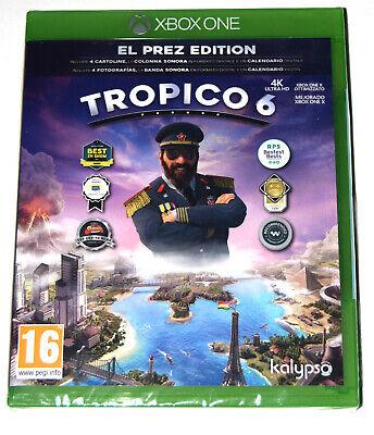 Juego Xbox One Tropico 6 Nuevo New España