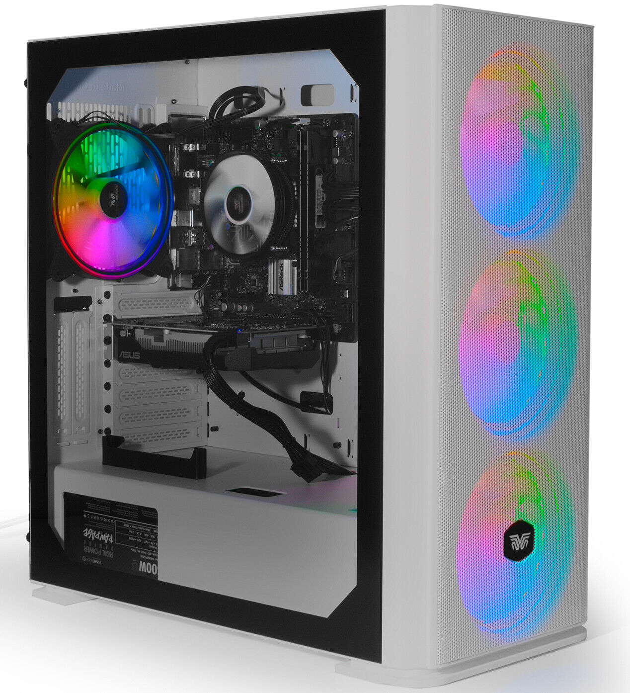 Computer Games - Veno Gaming PC Computer Intel Quad i3 8GB RAM 500GB HDD WINDOWS 10 2GB GT710 FR
