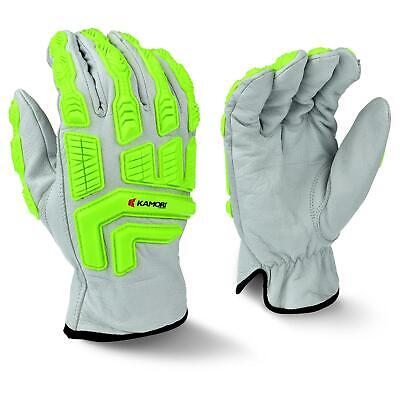 Radians Kamori Goat Skin Tpr Impact Protection Work Gloves