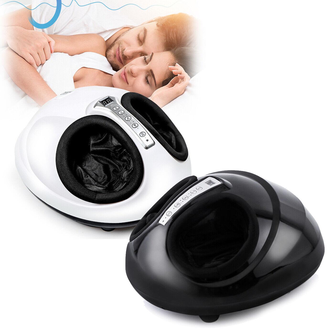 Fußmassagegerät mit Wärmefunktion Fussmassage Elektrisch Kneten Fuß Massage Neu