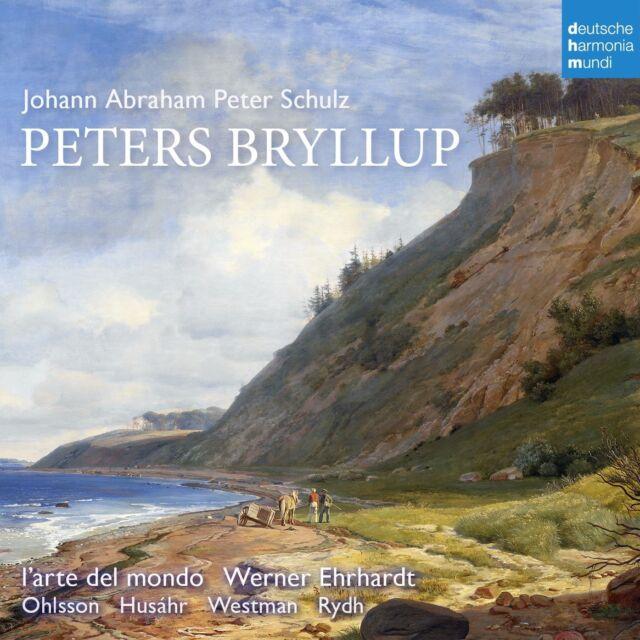 L'ARTE DEL MONDO - SCHULZ: PETERS BRYLLUP  CD NEU SCHULZ,JOHANN ABRAHAM PETER