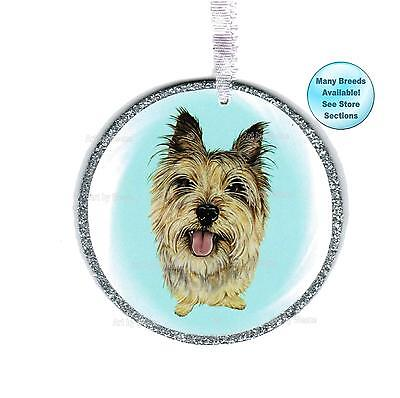 Cairn Terrier Ornament Dog Christmas Ornament Pet Memorial