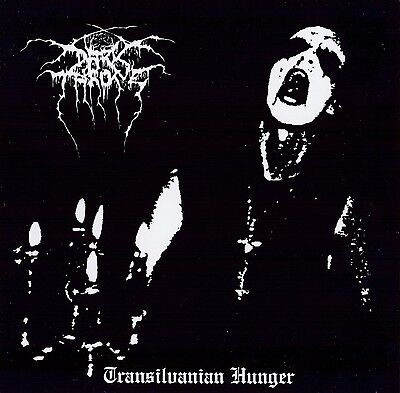 DARKTHRONE - Transilvanian Hunger Art Print Poster 12 x 12