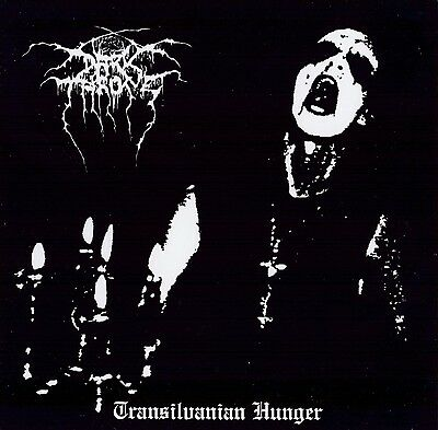 DARKTHRONE - Transylvanian Hunger Art Print Poster 12 x 12