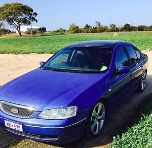 04 Ford Fairmont Sedan Wongan Hills Wongan-Ballidu Area Preview