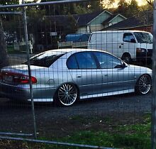 Vx ss manual trutrac leather etc Wantirna Knox Area Preview
