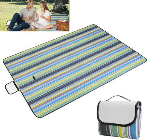 Picnic & Outdoor Blanket Handy Mat for Beach Camping/Grass W