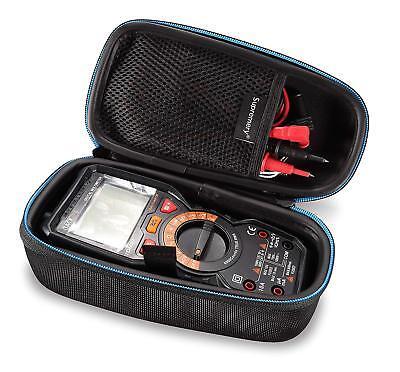 Supremery Tasche für Tacklife DM01M DM07 Multimeter Case Schutz-Hülle Etui