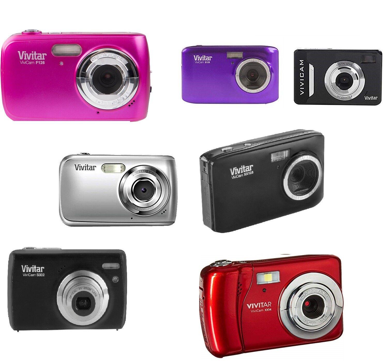 5.1MP & 4x Digital Zoom Digital Camera