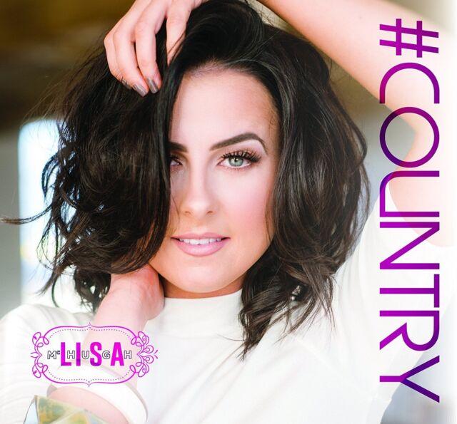 LISA MCHUGH - #COUNTRY CD (FREE UK P&P)