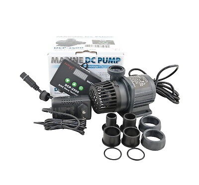 2018 New Jebao Dcp 2500 Marine Controllable Water Return Pump Max Flow 660Gph