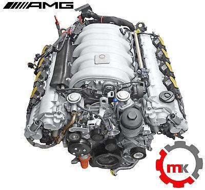 Mercedes C-Klasse W204 C 63 AMG M156985 457PS Motor Generalüberholung M156.985
