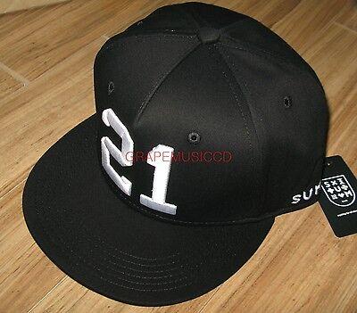 EXO SMTOWN COEX Artium SUM OFFICIAL GOODS CHEN 21 BACK NUMBER SNAPBACK CAP  NEW 9443bfa138bb