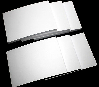 6 Notizblöcke Blöcke Blocks DIN A8 weiß a` 100 Blatt bei NDC24