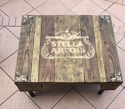 Pallet Table Stella - Rustic Reclaimed Recycled