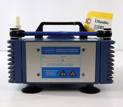 Vacuubrand Diaphragm Vacuum Pump Me4