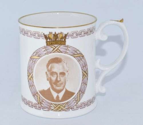 1979 Lord Mountbatten In Memoriam Commemorative Mug