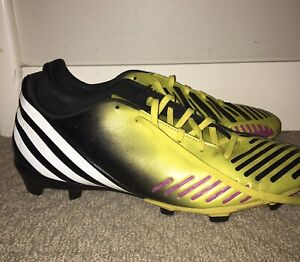 Adidas Soccer Boots- Black/Yellow