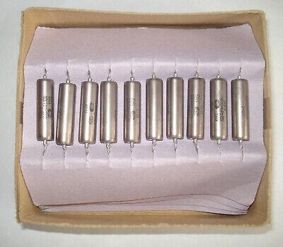 10 Pcs 0.022uf 22nf 1000 V K40y-9 K40u9 Pio Paper Tone Capacitors