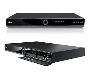 LG RHT498H Region Free DVD HDD Recorder 250GB Freeview Digital HDMI USB Full HD