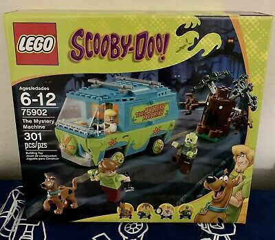 Lego - Scooby-Doo Mystery Machine - 75902 - New In Sealed Box - RETIRED & RARE!