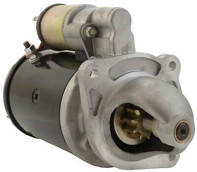 New Ford Tractor Starter 4100 4630 5030 5600 6600 7000 16608