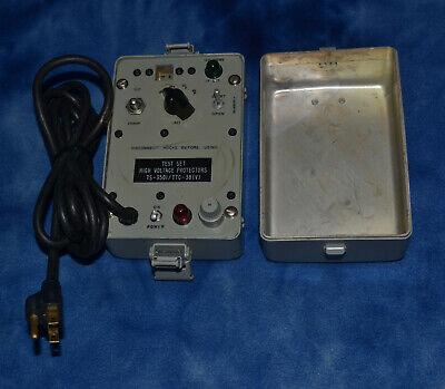 Test Set High Voltage Protectors Ts-350ittc-38v