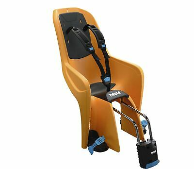 Thule RIDEALONG LITE CHILD BIKE SEAT ZINNIA Baby/Kids Travel