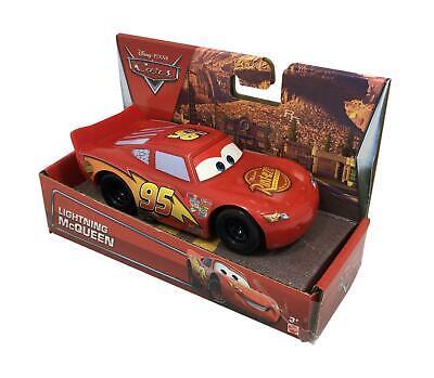 Cars Lightning McQueen Toy Vehicle Character Figure By Mattel | Disney Pixar