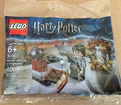 LEGO Harry Potter  30407  HARRY'S JOURNEY TO HOGWARTS   NEW Polybag