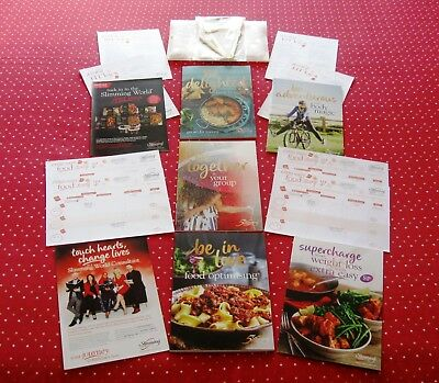 Slimming World 2020 Starter Pack Complete With 6 Week Journal Post Today!