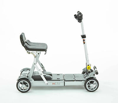 MOTION HEALTHCARE M LITE - ONLY 17KG FOLDING PORTABLE SCOOTER